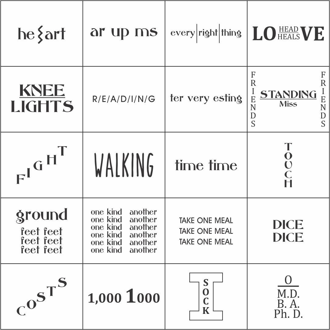 Free Printable Brain Puzzles