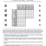 Free Printable Logic Puzzle Worksheets Printable