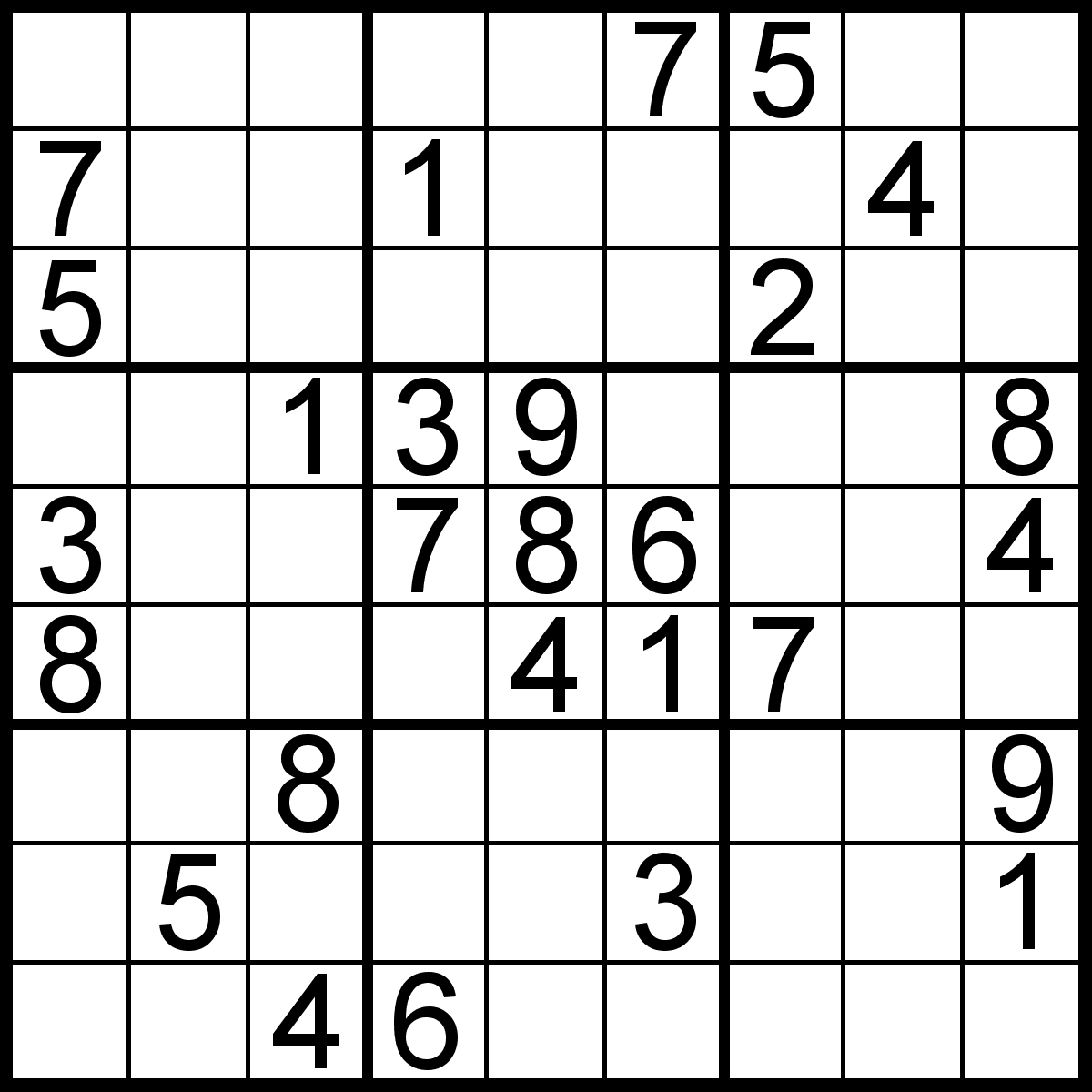 Free Printable Sumoku Puzzles