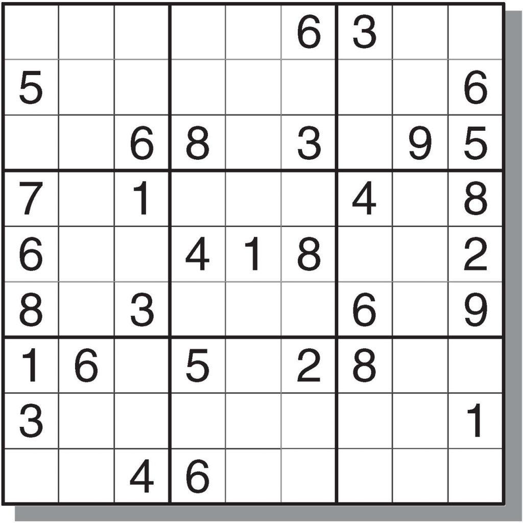 Hard Sudoku Printable Canas Bergdorfbib Co Printable