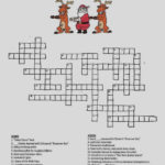 Jon S Blog Holiday Crossword Puzzle