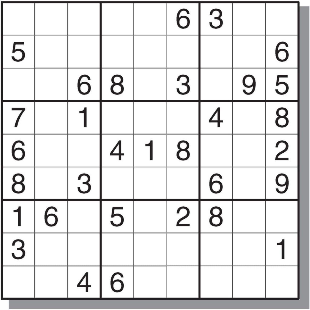 Printable Sudoku Puzzles Quote Images HD Free