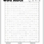The Holy Bible Word Search Monster Word Search