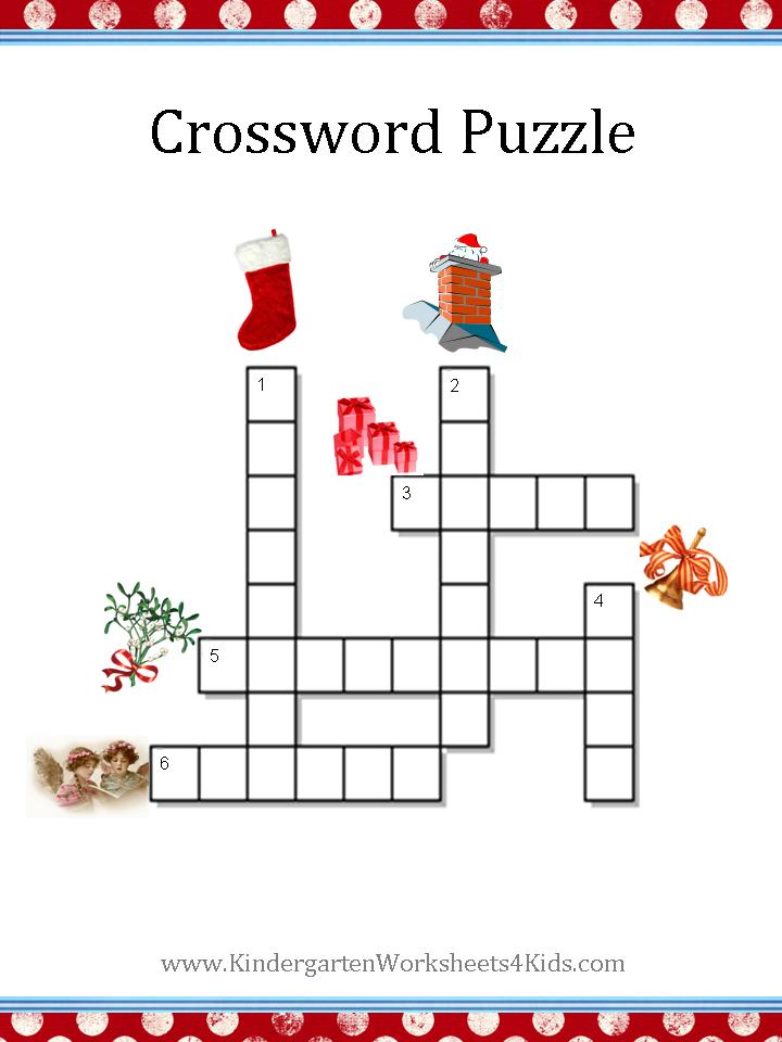 Free Printable Holiday Puzzles