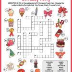 FREE Birthday Party Printable Birthday Crossword