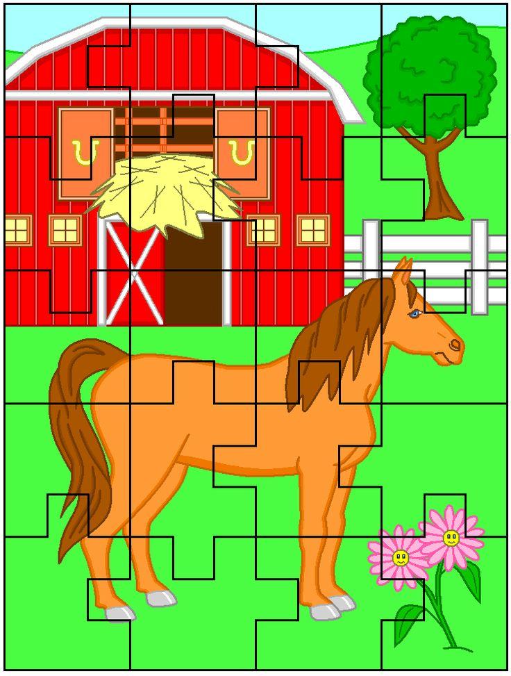 Printable Jigsaw Puzzles Pdf