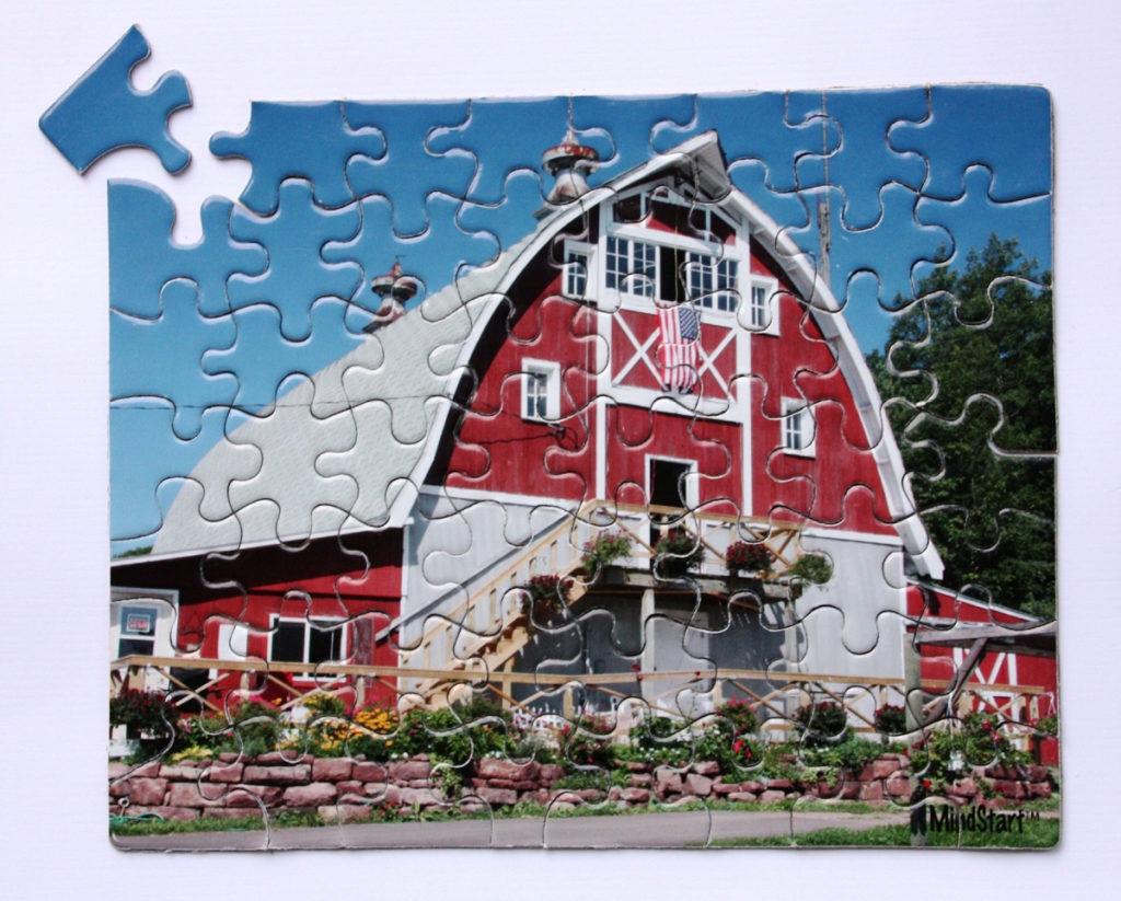 MindStart Jigsaw Puzzles For Brain Exercise For Seniors
