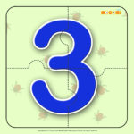 Number Three 3 Number Jigzaw Puzzles For Kids Mocomi
