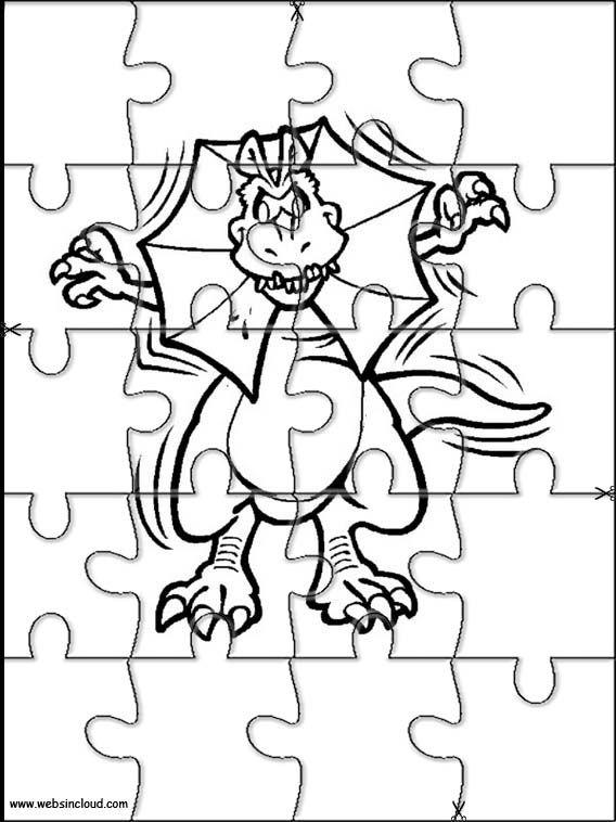Printable Custom Jigsaw Puzzles