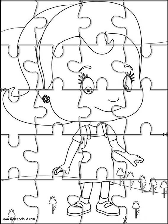 Small Printable Jigsaw Puzzles
