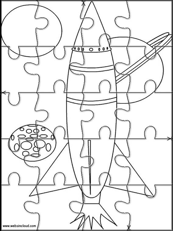 Printable Jigsaw Puzzles For Kids