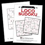 Print At Home Loco Sudoku Kappa Puzzles