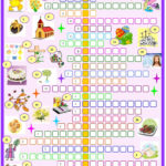 Printable Easter Crossword Puzzles For Adults Printable