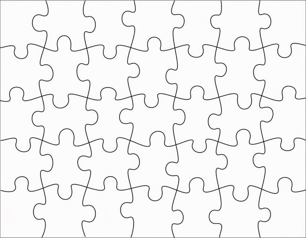 RobbyGurl S Creations DIY Print Color Cut Jigsaw Puzzles