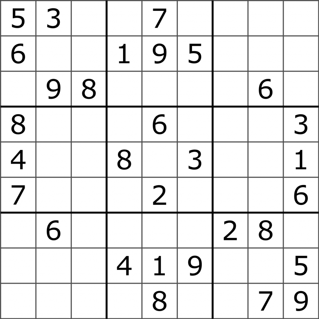 Free Printable 12x12 Sudoku Puzzles