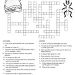 This Printable Crossword Puzzle Is Both Fun And