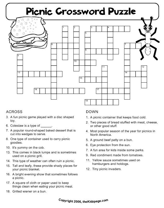 Free Printable Educational Puzzles