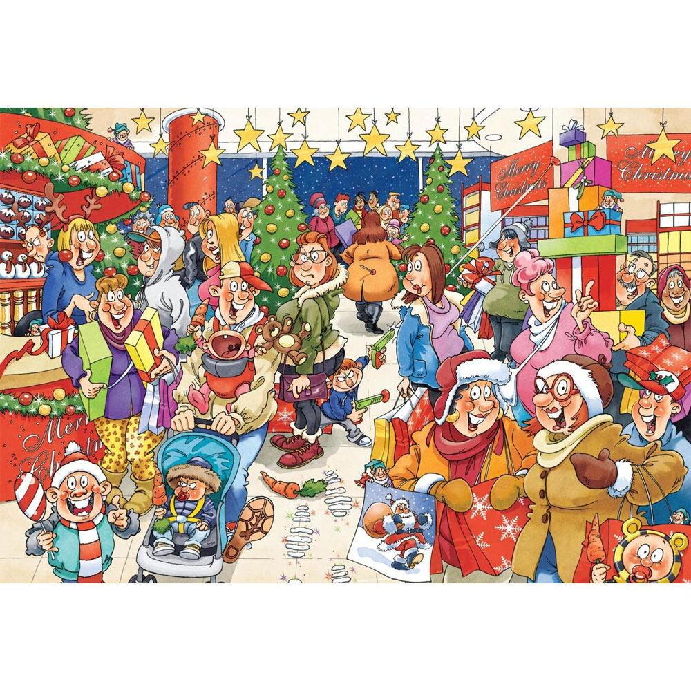 Printable Christmas Jigsaw Puzzles For Adults