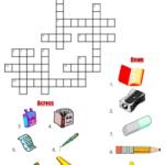 25 Best Crossword Puzzles For Kids Edsys