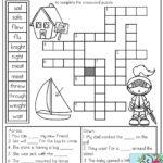 4Th Grade Crossword Puzzles Printable Printable