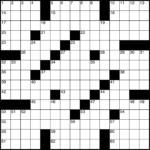 Boston Globe Sunday Crossword Puzzle Printable Printable