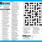 Printable Cryptic Crossword Puzzles Nz Printable